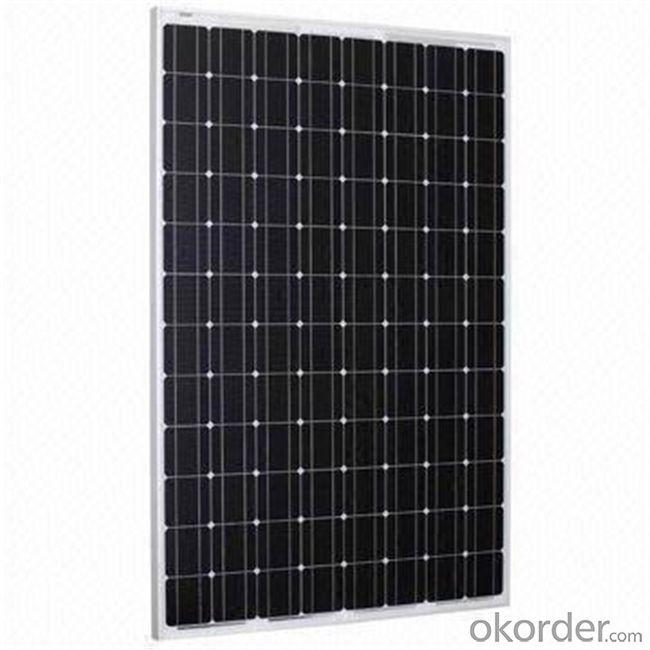 40W Mono Solar Panel Small Size Solar Panel
