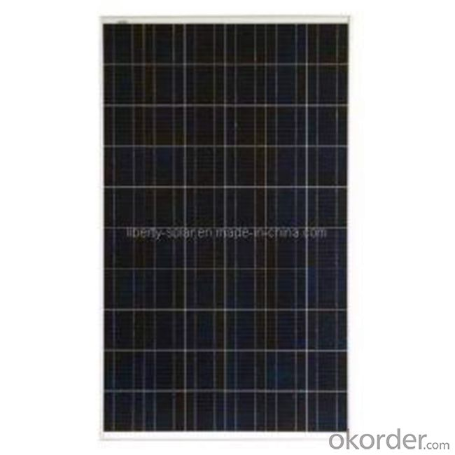 Small Size Solar Panel 80W Poly Solar Panel