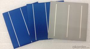Solar Cell High Quality  A Grade Cell Polyrystalline 5v 17.6%