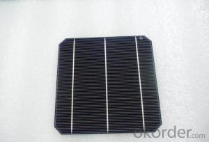 Solar Cell High Quality  A Grade Cell Monorystalline 5v 17.4%