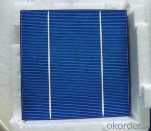 Solar Cell High Quality  A Grade Cell Polyrystalline 5v 17.4%