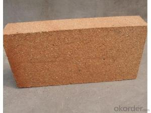 CN 40 Brick Fired Furnace Brick Lining Refractory Fireclay Brick