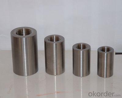 Reducing  Rebar Coupler,Standard Coupler,bar splice
