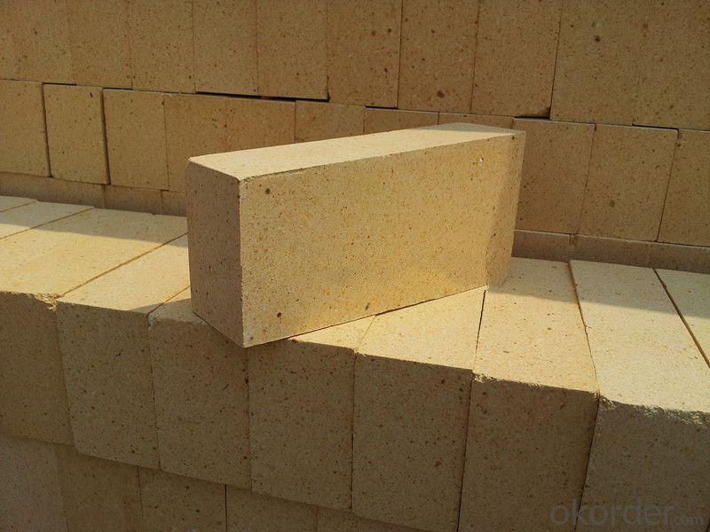 RN 42 Brick Fired Furnace Brick Lining Refractory Fireclay Brick