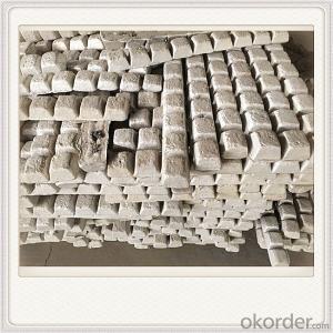 Magnesium Alloy Ingot AZ61D Mg Alloy Ingot Shaanxi