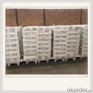 Magnesium Alloy Ingot AZ91A Mg Alloy Ingot Hot Sale