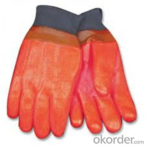 Low Temperature Resistant Leather Cryogenic Gloves CRYO
