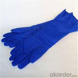 Low Temperature Resistant Leather Cryogenic Gloves Cold Resistant