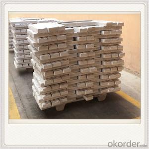 Magnesium Alloy Ingot AM60B Mg Alloy Ingot