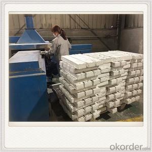 Magnesium Alloy Ingot AZ91A Mg Alloy Ingot Manufacturer