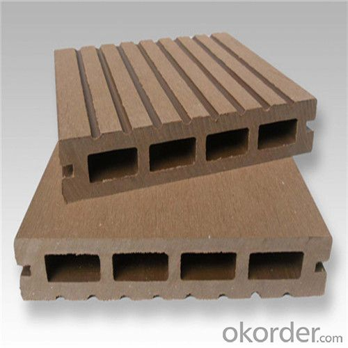 WPC Interlocking Decking Tiles Easy Installation Outside Use 2016