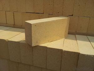 RN 40 Brick Fired Furnace Brick Lining Refractory Fireclay Brick