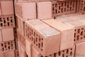 DRL 125 Brick Fired Furnace Brick Lining Refractory Fireclay Brick