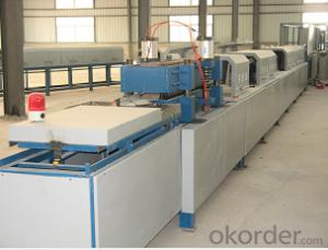 Glass reinforced plastic anchor rod production equipment