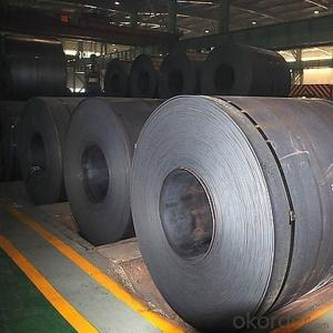 Hot Rolled Steel Sheets SS400 From China With High Quality