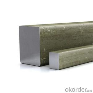 Hot Rolled Alloy Square Bar Mild Steel Billet 5sp 100X100
