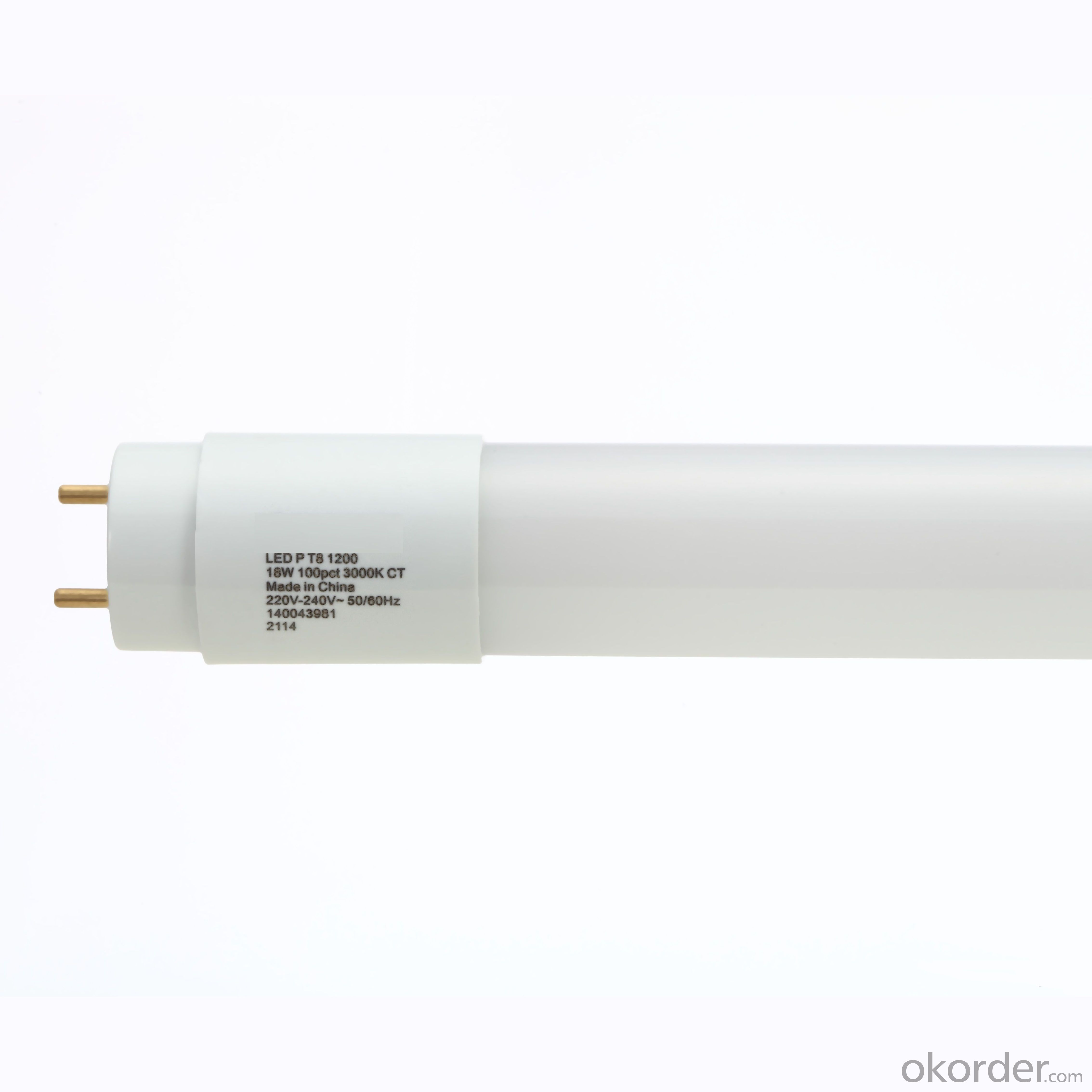 LED Lamps LED T8 Tube LED-P-T8-WV-Glass-CT