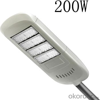 200w  led street light  CE/ROHS/CCC/CQC new model IP67