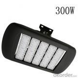 300W led tunnel light full watt high brightnesss for tunnel lighting