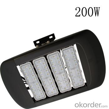 200W led tunnel light  high power  for tunnel lighting