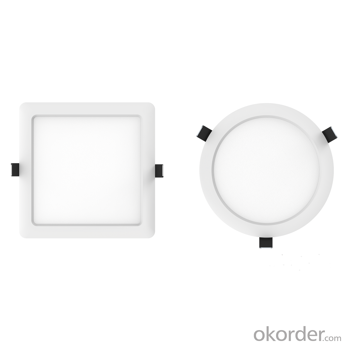 Slim and stylish design LED Downlight for Retail, home and office use
