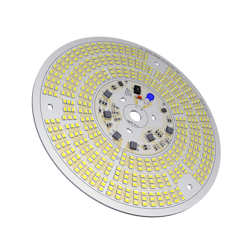 LED Module Light Engine IC On Board For Highbay Light