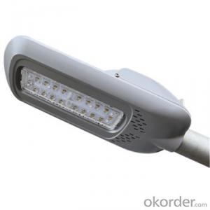 Modern 20W30W40W50W60WLED street light high lumen for road lighting CE ROHS CCC CQC