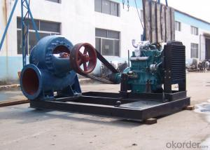 Mixed Flow Chilled Water Pumps With Large Delivery Flow Rate