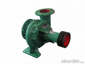 Mixed Flow Water Pump Design for Agriculture
