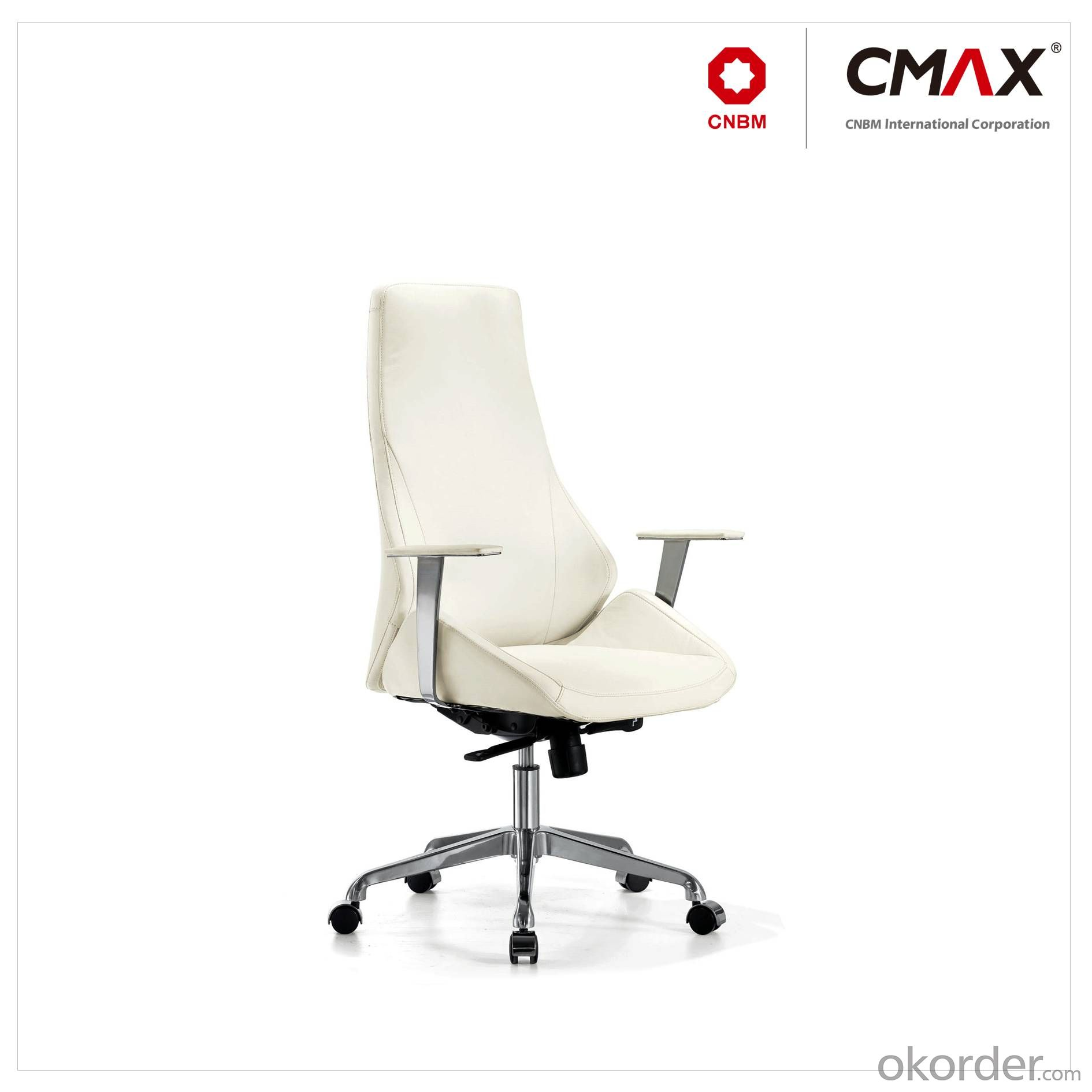 Executive Chair Modern Office Leather Chair Cmax-CH8158