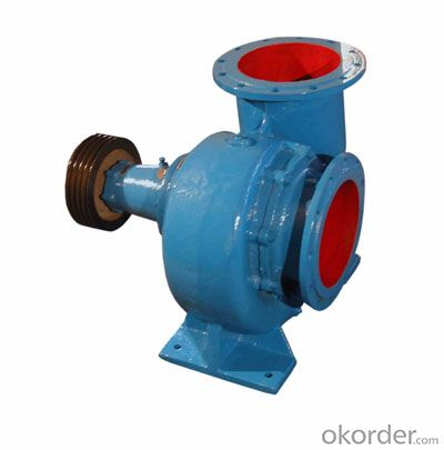 Mixed Flow Water Pumps Submersible For Sweage Treatment  System