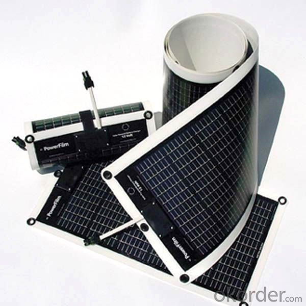 20W Mini Flexible Solar Panel from CNBM Solar
