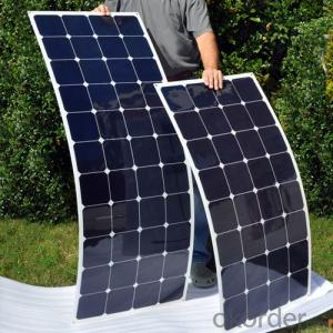OEM Flexible Solar PV Panel --- Factory Direct Sale