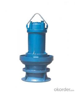 ZLB ZLQ Axial Flow Pump / Axial Mixed Pump for Agricultural Water Pumps