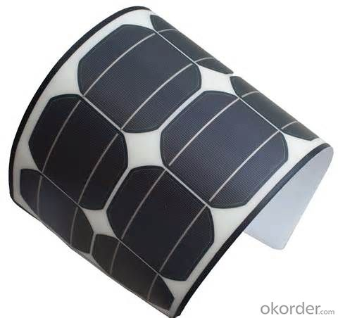 Flexible Solar Panels 100W from Chinese Manufacturers