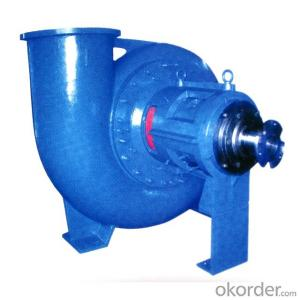 Mixed Flow Water Pumps Electric Driven Long Life Time