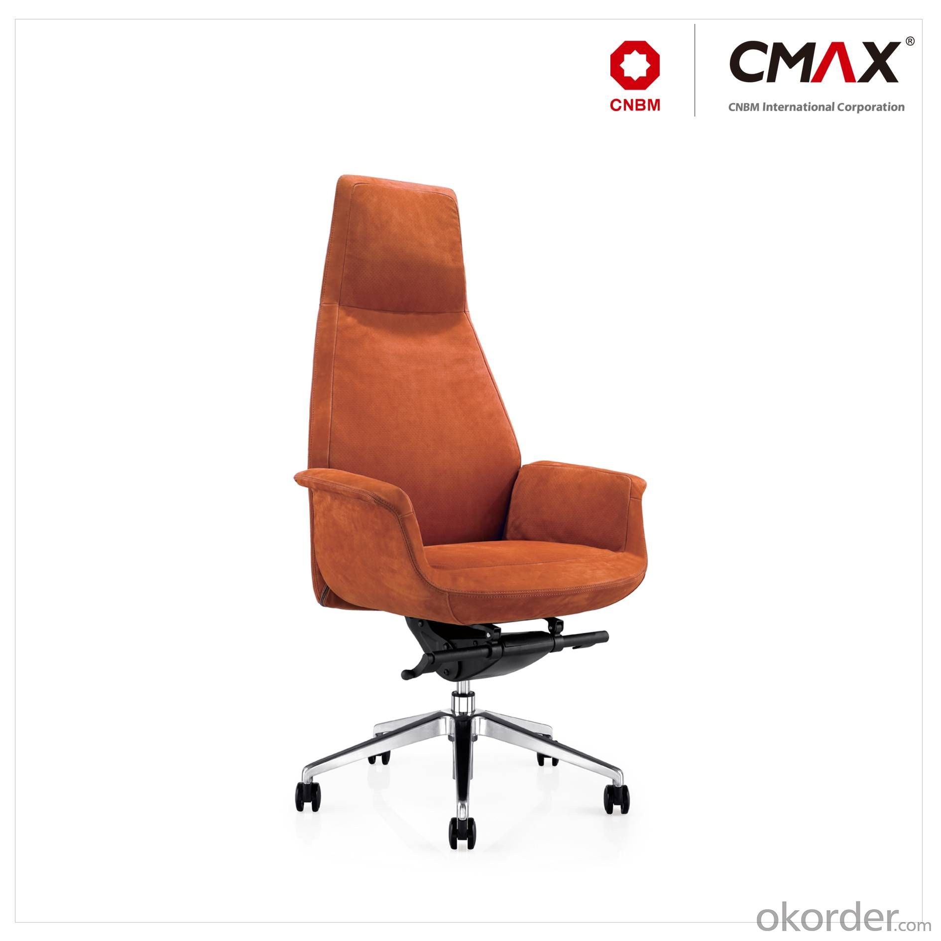 Executive Chair Modern Office Leather Chair Cmax-CH-F198