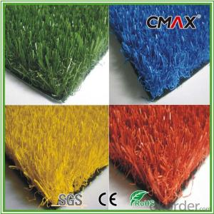 CE SGS Approved Synthetic Grass for Running Track of Kindergarten