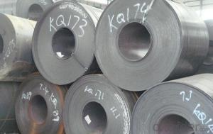 Grade ASTM SS255-SS550 Galvanized Steel Coil