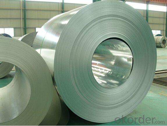 Grade JIS G3321-SGLCC Galvanized Steel Coil