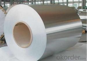 Grade EN10346- DX53D+Z Galvanized Steel Coil