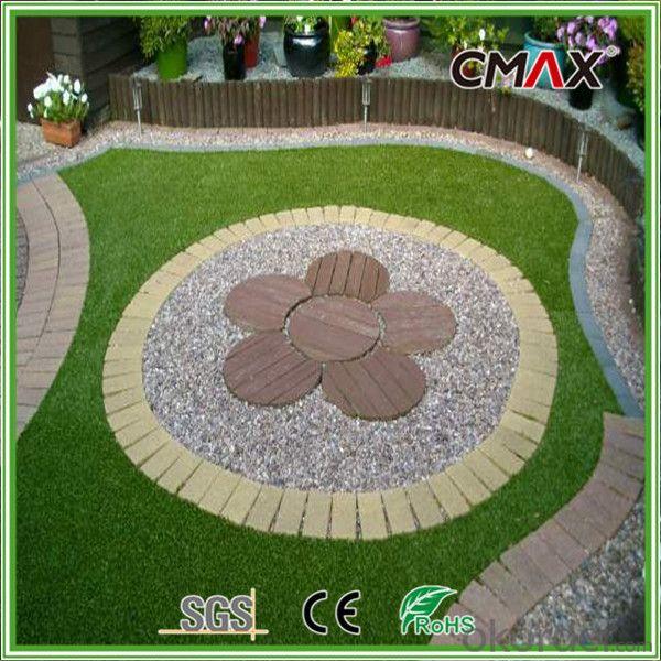 V shape Landscape Garden Artificial Grass Hot Sale