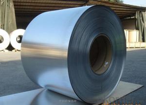 Grade JIS G3141-SPCC-SD Galvanized Steel Coil