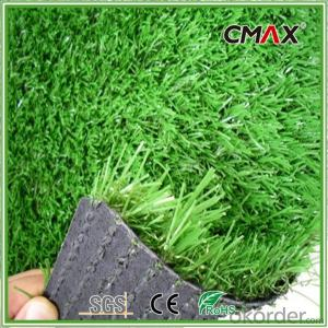 Pet Grass Landscape Artificial Turf with Good Drainage