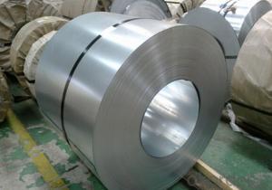 Grade EN10130-DC01 Galvanized Steel Coil