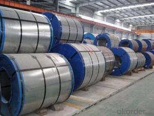 Grade ASTM A755M CS-B Galvanized Steel Coil