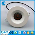 IP65 COB LED Downlight 7w cutout 75mm height 40mm