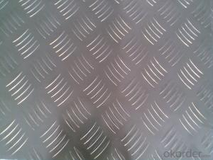 Orange Peel Pattern Aluminum Sheet Coil Plate