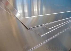 Silver Brushed Aluminum Sheets for Kitchen Decoration
