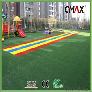 25mm Non Filling Best Kindergarden Decoration Artificial Grass